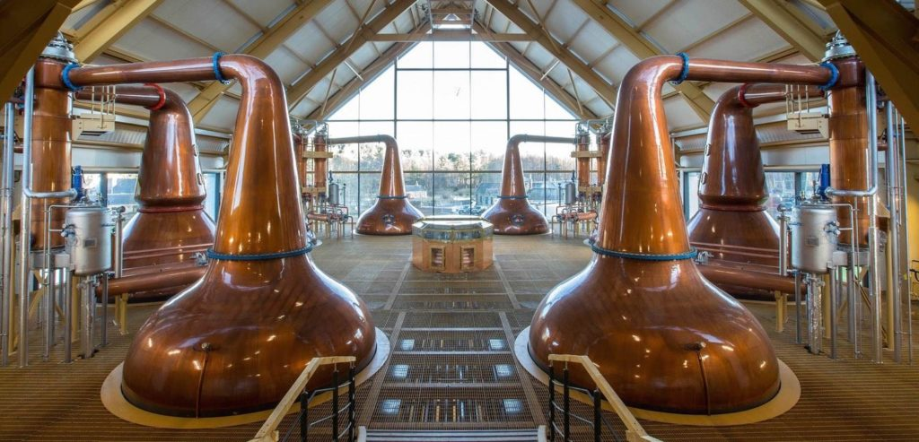 Pot Still distillery